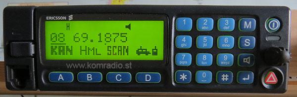 Ericsson C52 69MHz